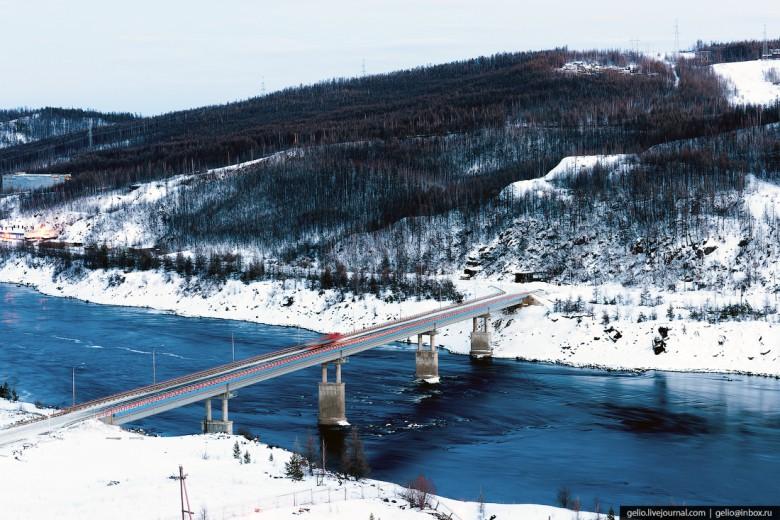 Каскад Вилюйских ГЭС: «бриллианты» энергетики Якутии фото 48