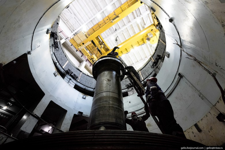 Каскад Вилюйских ГЭС: «бриллианты» энергетики Якутии фото 20