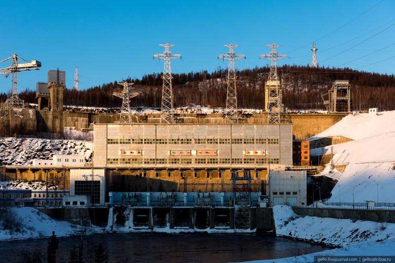 Каскад Вилюйских ГЭС: «бриллианты» энергетики Якутии фото 9