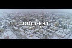 В Якутии сняли рекламу зубной пасты