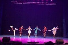 Выступление Народного коллектива республики Саха Якутии студия танца «Эдем»